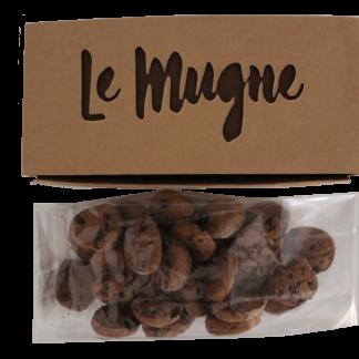 biscotti integrali al cioccolato le mugne