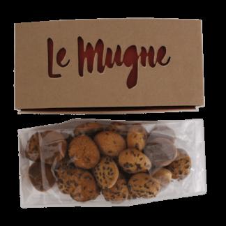 biscotti integrali ai frutti di bosco le mugne