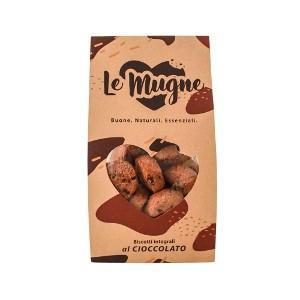 biscotti le mugne al cioccolato