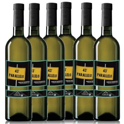 Offerta 6 bottiglie Passerina Teatro del Vino