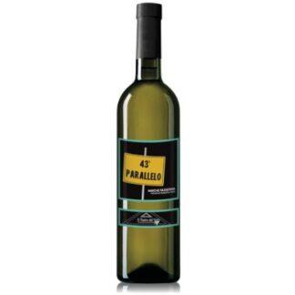 Passerina 43° Parallelo Teatro del Vino