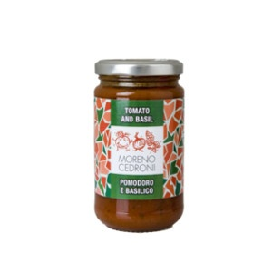 Sugo pomodoro e basilico moreno cedroni