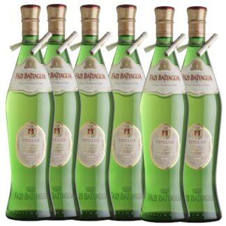 Anfora Fazi Battaglia 6 bottiglie