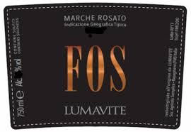 Etichetta Fos Lumavite