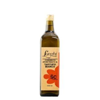 Olio aromatizzato al tarufo bianco longhi