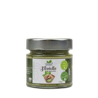 Crema spalmabile Stevia al Pistacchio