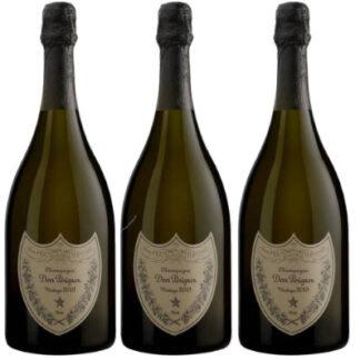 Offerta 3 bottiglie Dom Perignon Vintage 2010