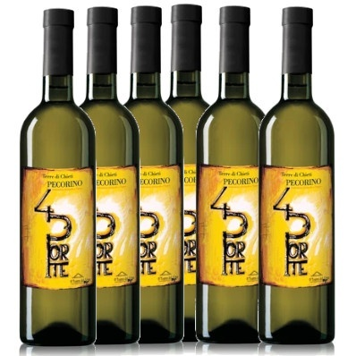 Offerta 6 bottiglie Igt Pecorino Il Teatro del Vino