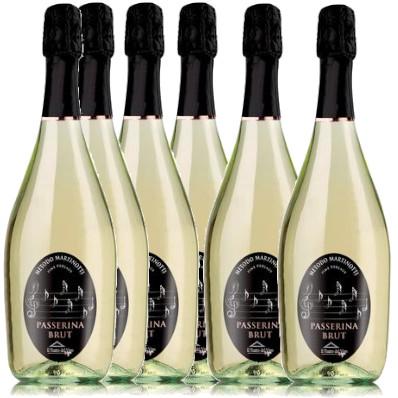Offerta 6 bottiglie Passerina Brut Il Teatro del Vino