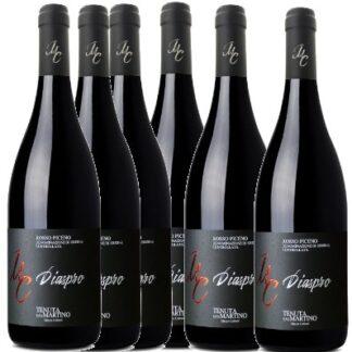Rosso Piceno Diaspro 6 bottiglie