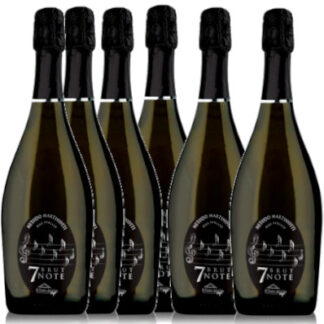 Offerta 6 bottiglie Spumante Brut Teatro del Vino