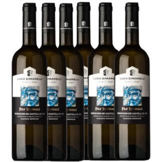 Verdicchio Frà Moriale Luca Cimarelli offerta 6 bottiglie