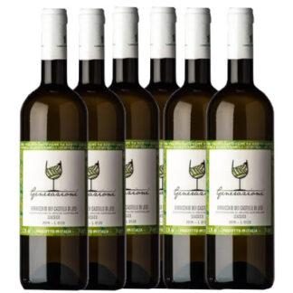 Verdicchio Generazioni Luca Cimarelli 6 bottiglie