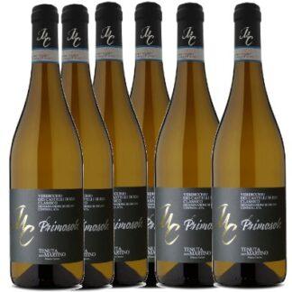 Verdicchio Primosole Tenuta San Martino 6 bottiglie