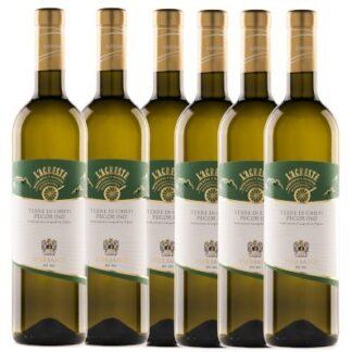 Offerta 6 bottiglie Pecorino L'Agreste Piersanti