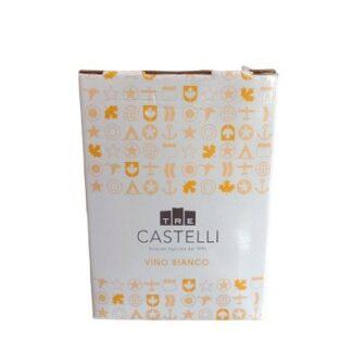 Bag in Box 5 Litri Tre Castelli