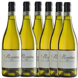 Offerta 6 bottiglie Pecorino Offida Pontemagno