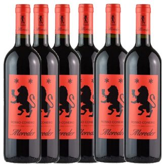 Rosso Conero bio Moroder 6 bottiglie