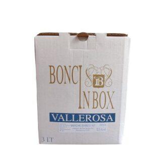 Bag in box 3 L Bianco Vallerosa Bonci
