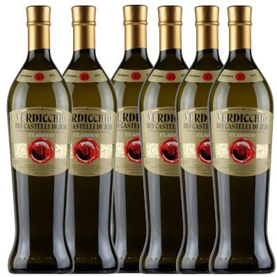 Offerta 6 bottiglie Verdicchio Anfora Vallerosa Bonci