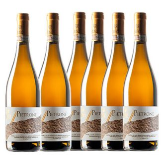 Offerta 6 bottiglie Verdicchio docg Pietrone Vallerosa Bonci